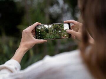 Nokia G50 focení