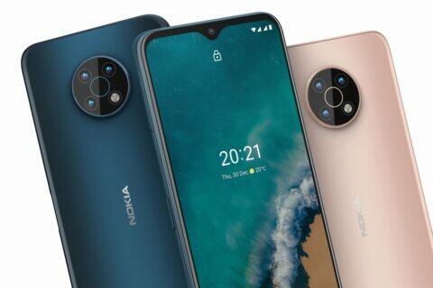 Nokia G50 nejlevnější 5G telefon