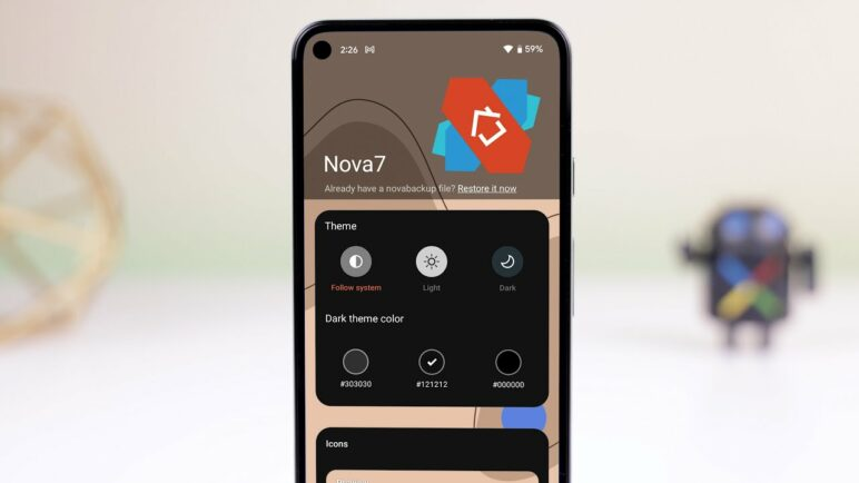 Nova Launcher 7 is Taking it to the Next Level!