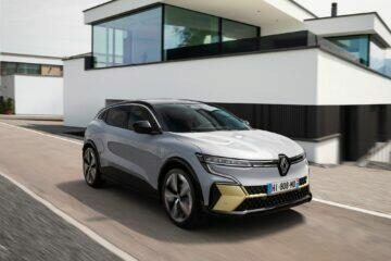 nový elektromobil renault