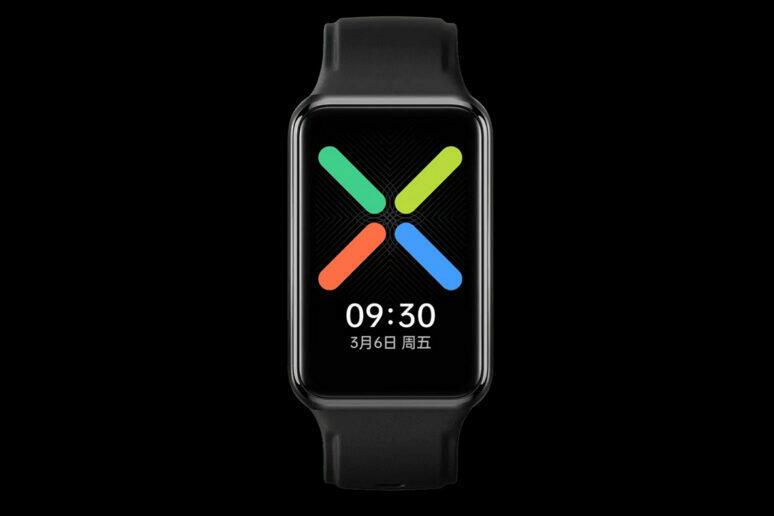 Oppo Watch Free chytré hodinky