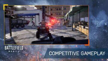 První screenshoty z Battlefield Mobile
