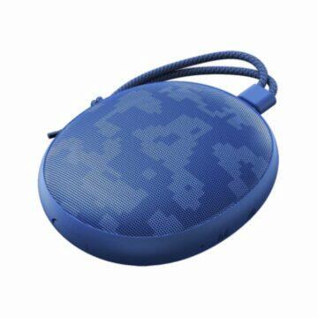 Realme Cobble Bluetooth speaker modrá bok