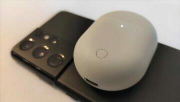 Recenze sluchátka Xiaomi Redmi Buds 3 Pro baterie bezdrátové nabíjení