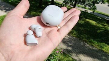 Redmi Buds 3 Pro testování sluchátka pouzdro