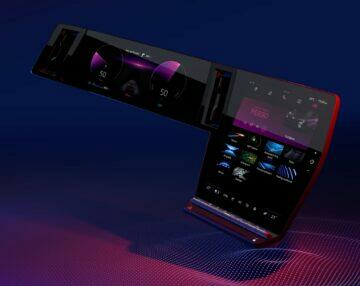renault megane e tech electric android automotive