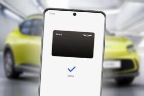 Samsung Digital Key odemykání auta