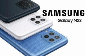 samsung galaxy m22 představen