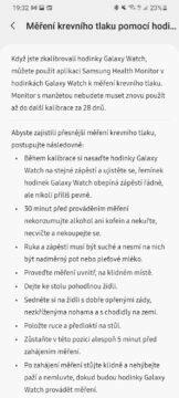Samsung Health Monitor 5 tipy rady