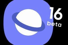 Samsung Internet 16 beta novinky