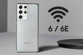 Samsung mobily WiFi 6 6E