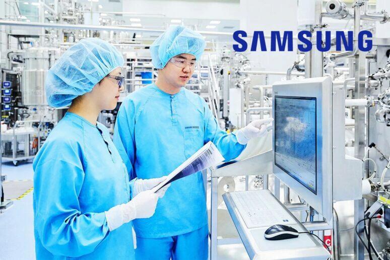 Samsung Pfizer vakcíny