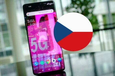 T-Mobile 5G pokrytí 600 vysílačů ČR