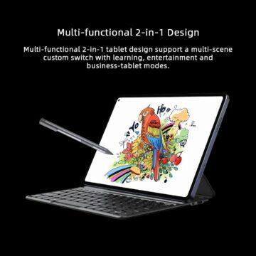 Tablet CHUWI HiPad Pro pero klávesnice