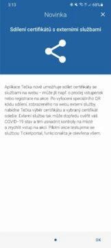 Ticketportal Čtečka ověření vstupenek novinka