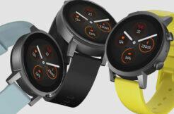 ticwatch e3 pro 3 wear os snapdragon wear 4100