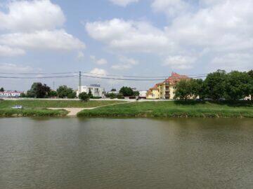 Vivo v21 5G foto řeka