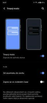 Vivo X60 Pro noční režim