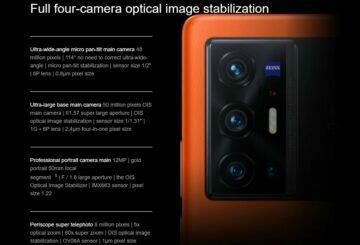 vivo X70 Pro+ snapdragon 888 plus
