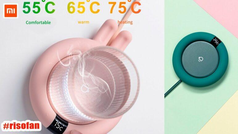 Xiaomi 3life Coffee Speed Heater Display Intelligent Temperature Cup.