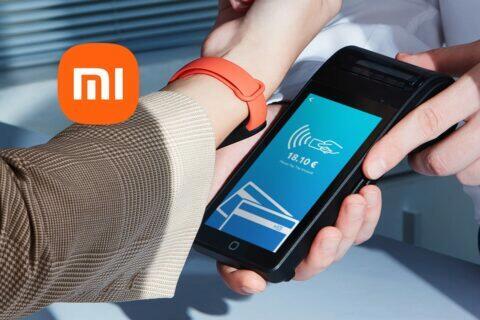 Xiaomi Mi Smart Band 6 NFC platby placení