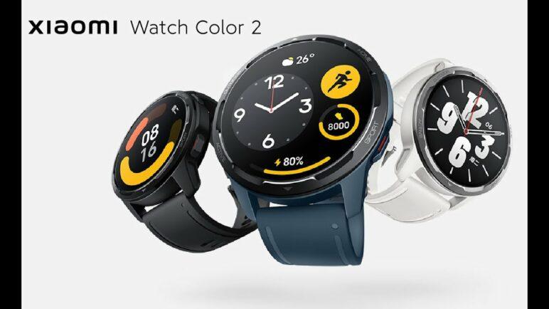 Xiaomi Mi Watch Color 2