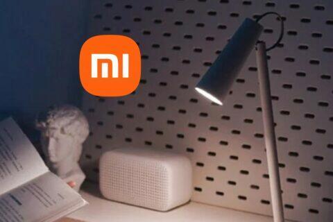 Xiaomi MIJIA Smart Rechargeable Desk Lamp