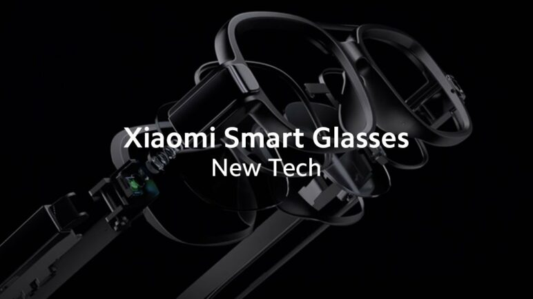 Xiaomi Smart Glasses | Showcase | A display in front of your eyes