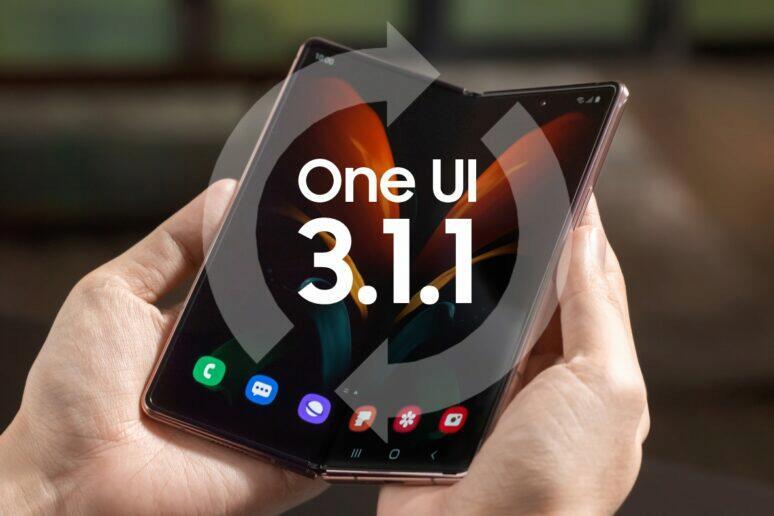 Z Fold Z Flip One UI 3.1.1