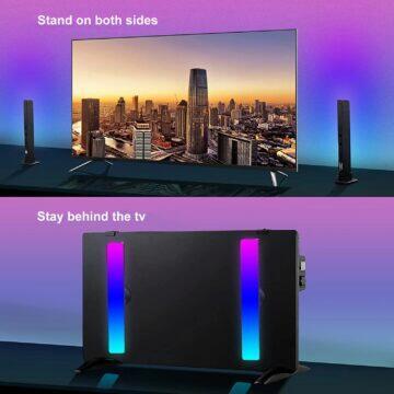 Ambientní RGB panely za televizi či monitor
