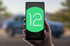 Android 12 odemykání auta mobilem Pixel Samsung