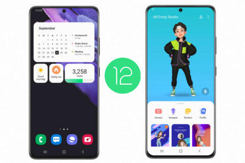 android 12 one ui 4