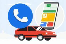 Android Auto dvě SIM volání