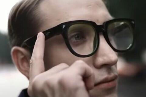 chytré brýle TCL Thunderbird Smart Glasses Pioneer Edition