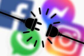 Facebook Instagram Messenger WhatsApp výpadek 10 2021