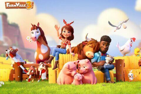 Farmville 3 titulní