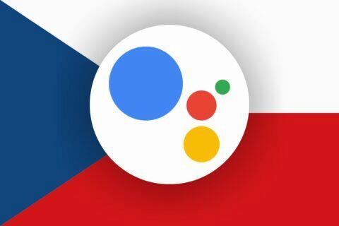 Google Asistent čeština video