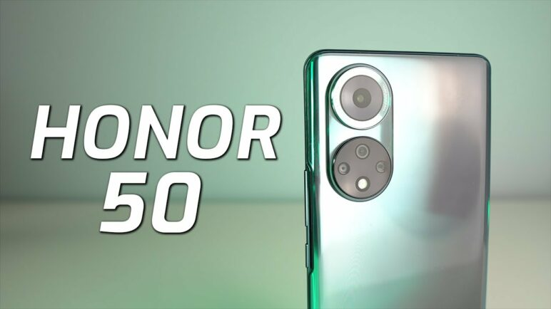 Honor 50 Full Review - Back from the dead!