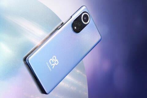 Huawei nova 9 inspirace foto video