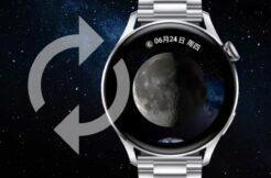 Huawei Watch 3 update 2.0.0.198 režim spánku