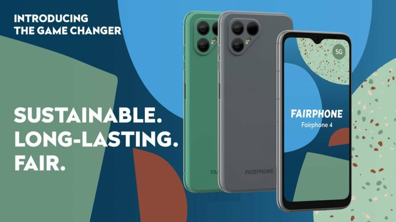 Introducing: FAIRPHONE 4 | Sustainable. Long-lasting. Fair.