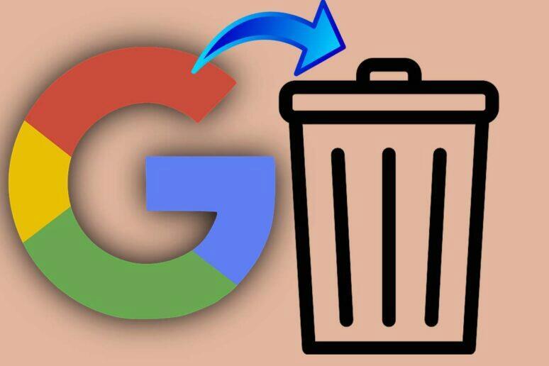 jak smazat google účet návod