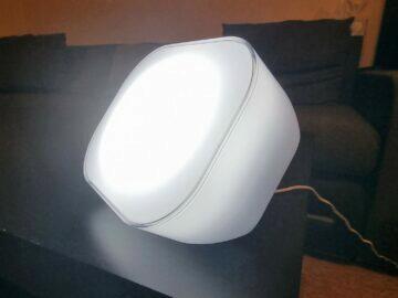 LIDL LivarnoLux dekorativní světlo Mood Light bílá
