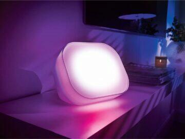 LIDL LivarnoLux dekorativní světlo Mood Light produkt