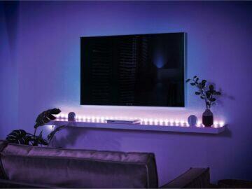 LIDL LivarnoLux RGB LED pásek produkt