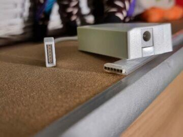 LIDL LivarnoLux RGB LED pásek zapojení