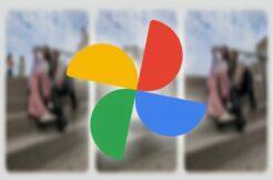 mazání nežádoucích objektů Fotky Google Magic Eraser