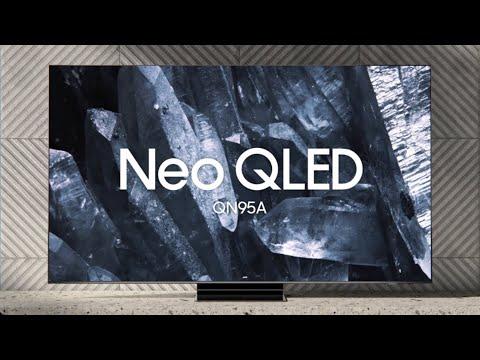 Neo QLED - QN95A: Introdução oficial |  Samsung