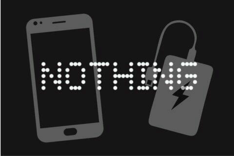 Nothing mobil powerbanka