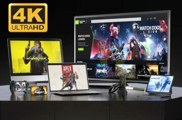 nvidia shield tv rtx 3080